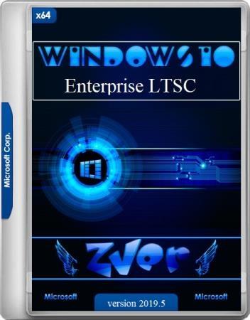 Zver Windows 10 Enterprise LTSC 10.0.17763.504 v.2019.5 (x64/RUS)
