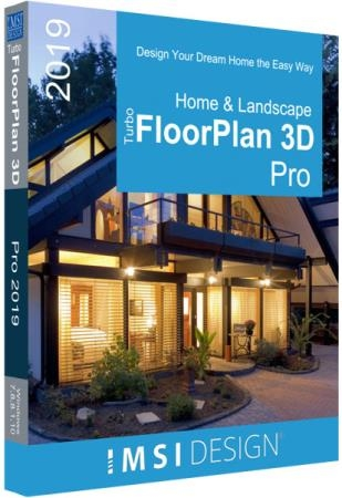 IMSI TurboFloorPlan 3D Home and Landscape Pro 2019 20.0.0.1016 + Rus