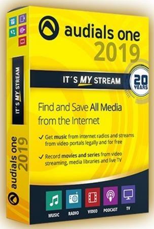 Audials One Platinum 2019.0.11400.0