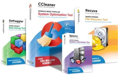 CCleaner Professional Plus 5.58 Final