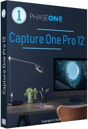 Phase One Capture One Pro 12.0.4.12 Portable