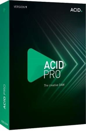 MAGIX ACID Pro 9.0.1 Build 24