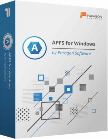 Paragon APFS for Windows 2.1.12