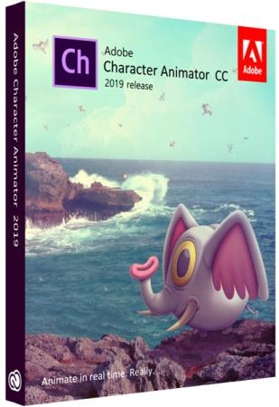 Adobe Character Animator CC 2019 2.1.1.7 RePack by KpoJIuK