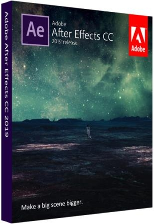 Adobe After Effects CC 2019 16.1.2.55 RePack by Pooshock
