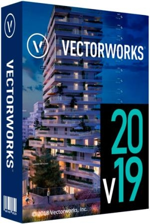 Vectorworks 2019 SP3 Build 480999