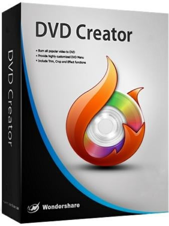 Wondershare DVD Creator 6.2.3.101
