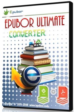 Epubor Ultimate Converter 3.0.11.625