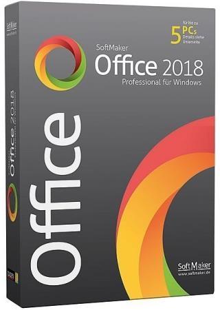 SoftMaker Office Professional 2018 Rev 965.0629