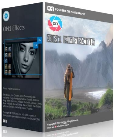 ON1 Effects 2019.5 13.5.1.7239