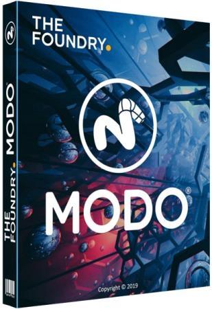 The Foundry MODO 13.0v1 + Rus
