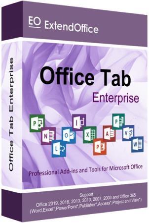 Office Tab Enterprise 14.00 RePack by KpoJIuK