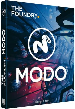 The Foundry MODO 13.0v1 RePack by Pooshock