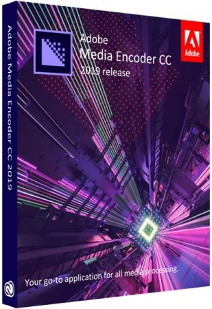 Adobe Media Encoder CC 2019 13.1.3.45 RePack by KpoJIuK