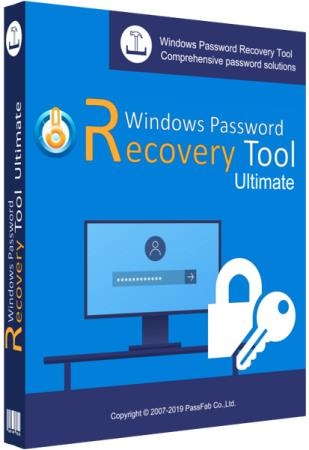 Windows Password Recovery Tool Ultimate 6.4.5.0 + Boot Media