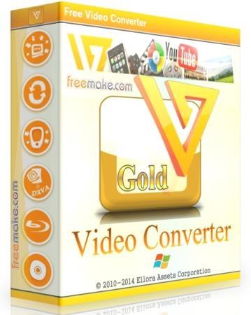 Freemake Video Converter 4.1.10.296