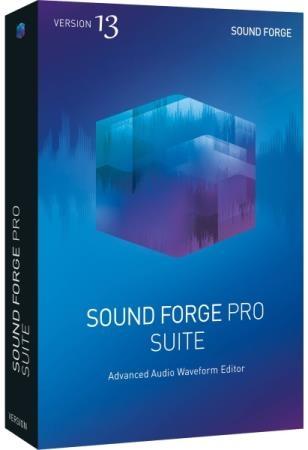 MAGIX SOUND FORGE Pro Suite 13.0.0.95