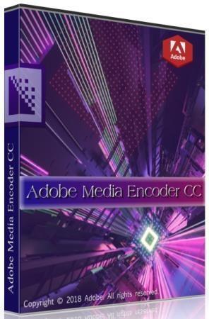 Adobe Media Encoder CC 2019 13.1.3.45 RePack by PooShock