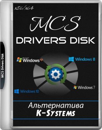 MCS Drivers Disk 19.6.28.1485