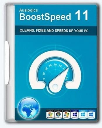 Auslogics BoostSpeed 11.0.1.1 Portable by punsh