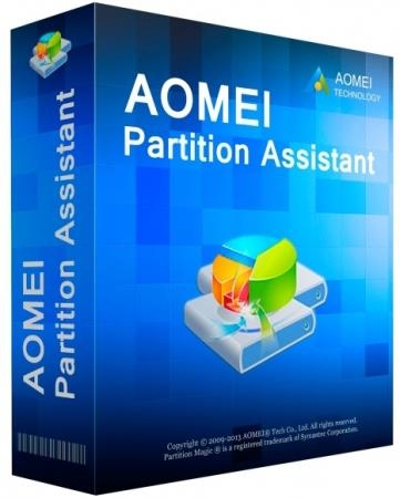 AOMEI Partition Assistant Technician 8.3.0 RePack by KpoJIuK