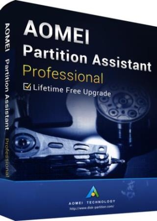 AOMEI Partition Assistant 8.3 Professional | Server | Technician | Unlimited RePack by Diakov