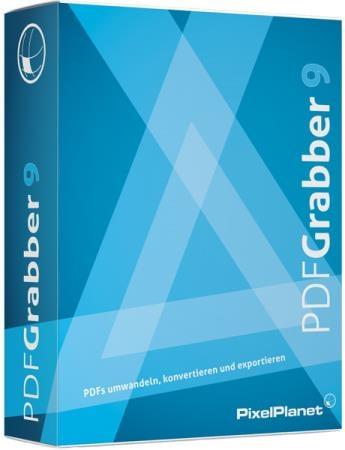 PdfGrabber Professional 9.0.0.10 + Rus