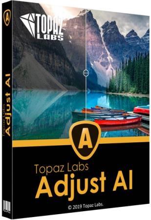 Topaz Adjust AI 1.0.4
