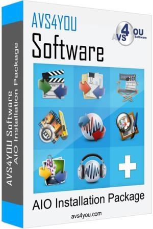 AVS4YOU Software AIO Installation Package 4.4.1.157