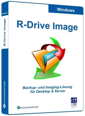 R-Drive Image 6.2 Build 6208 + BootCD