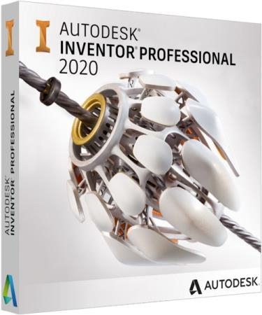 Autodesk Inventor Pro 2020.1 build 239 by m0nkrus