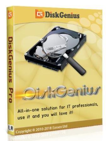 Eassos DiskGenius /ex. PartitionGuru/ 5.1.2.766 RePack/Portable by elchupakabra