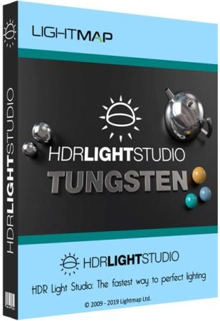 Lightmap HDR Light Studio Tungsten 6.2.0.2019.0719