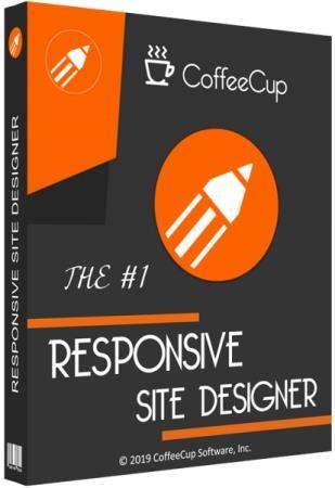 CoffeeCup Responsive Site Designer 4.0 Build 3265
