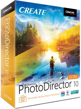 CyberLink PhotoDirector 10.6.3126.0 Ultra + Rus