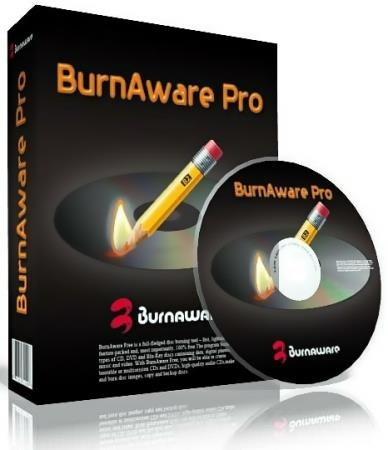 BurnAware 12.5 Professional RePack & Portable by KpoJIuK