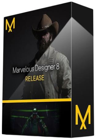 Marvelous Designer 8 Personal 4.2.299.41342