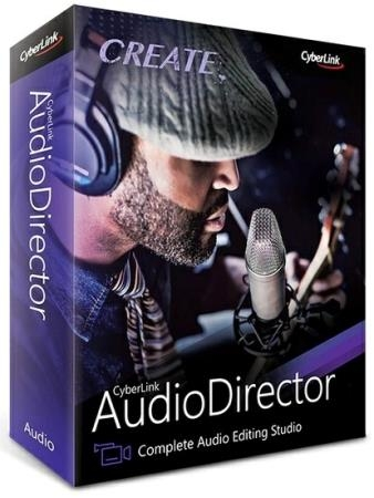 CyberLink AudioDirector Ultra 9.0.3129.0 + Rus