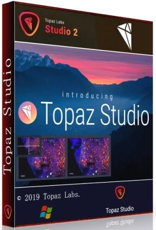 Topaz Studio 2.0.4