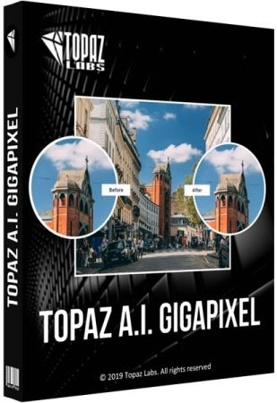 Topaz Gigapixel AI 4.2.2