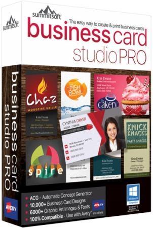 Summitsoft Business Card Studio Pro 5.0.3