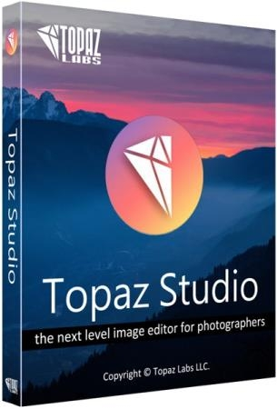 Topaz Studio 2.0.4 RePack & Portable by TryRooM
