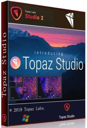 Topaz Studio 2.0.4 RePack & Portable by elchupakabra