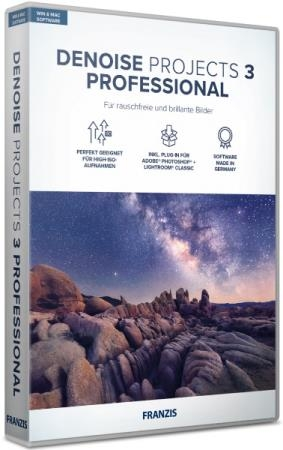 Franzis DENOISE projects 3 professional 3.32.03498 + Rus