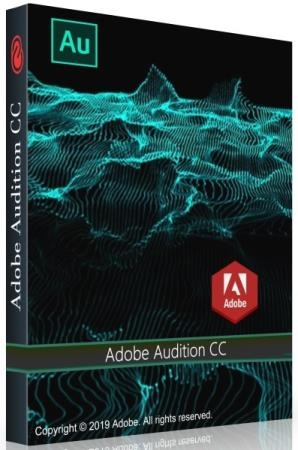 Adobe Audition CC 2019 12.1.3.10 RePack by KpoJIuK