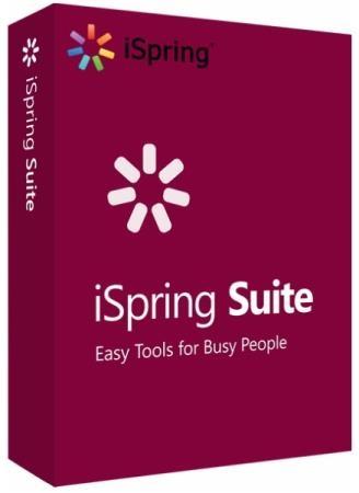 iSpring Suite 9.7.3.9006 RePack by Diakov