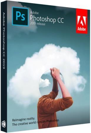 Adobe Photoshop CC 2019 20.0.6.27696 RePack by KpoJIuK (08.08.2019)