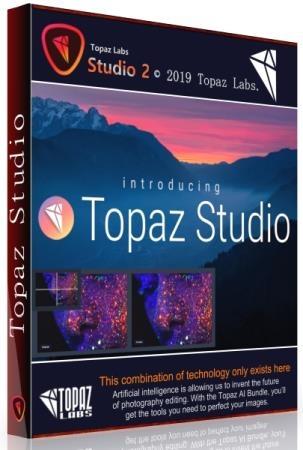 Topaz Studio 2.0.8