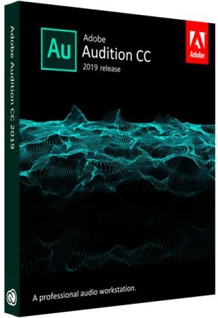 Adobe Audition CC 2019 12.1.3.10 RePack by PooShock