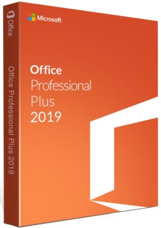 Microsoft Office 2016-2019 Pro Plus / Standard + Visio + Project 16.0.11901.20218 RePack by KpoJIuK (2019.08)